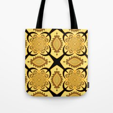 Bold in Gold Tote Bag