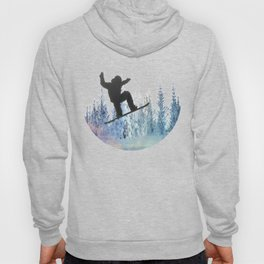 The Snowboarder: Air Hoody