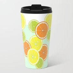 Citrus Fruits Travel Mug