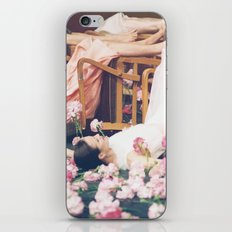 Nelken iPhone & iPod Skin