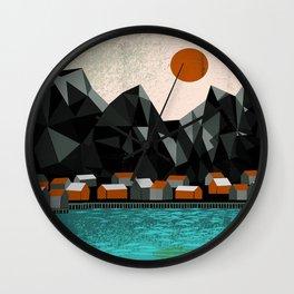 Peer Gynt - Grieg Wall Clock