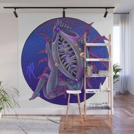 Mindflayer Chibi Version Wall Mural