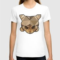kitten T-shirts featuring Kitten  by Angel Decuir