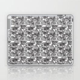 Black Roses Laptop & iPad Skin