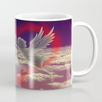 angels Mugs featuring angels by JanUFotO