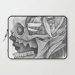Goddess Of War Laptop Sleeve