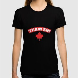 Team Eh Tee Funny It's Canadian Thing Eh Canada T-shirt
