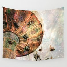 A Carnival In the Sky III Wall Tapestry