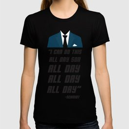 All Day | New Girl T-shirt