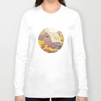 farm Long Sleeve T-shirts featuring The Farm by Jessica Torres Photography