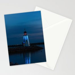 Be a becon of light Stationery Cards