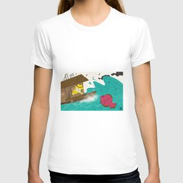 Old Man and the Sea T-shirt