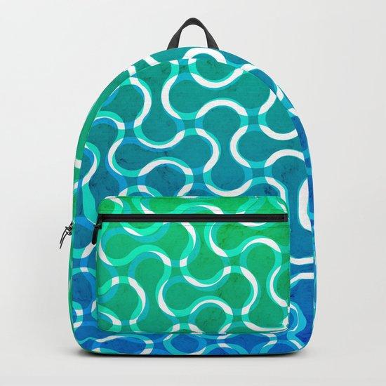 Motherboard Lines Backpack