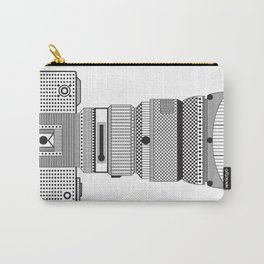 D.S.L.R. (B & W) Carry-All Pouch