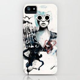 Hells People iPhone Case