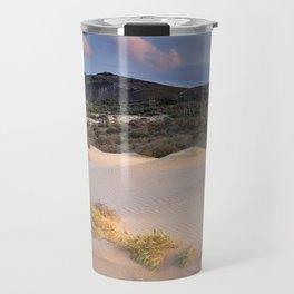 Pink desert Travel Mug