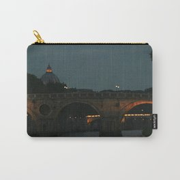 Bridges of Rome in the Evening Carry-All Pouch