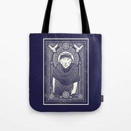 Visitor from the North Tote Bag