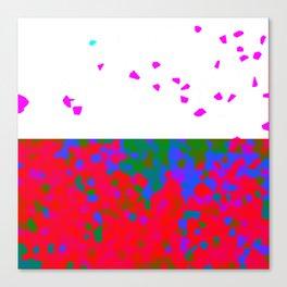 crystallize 7 Canvas Print