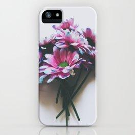 Daisy Bouquet iPhone Case