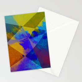 """""""Just Color Me"""" Stationery Cards"""