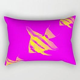 Fishs 3 Rectangular Pillow