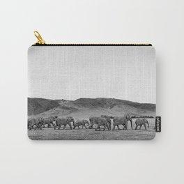 Damaraland Desert Elephants Carry-All Pouch