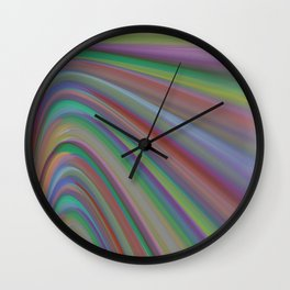 Artificial Noise Wall Clock