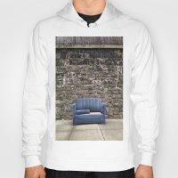 sofa Hoodies featuring sofa free by danielle marie