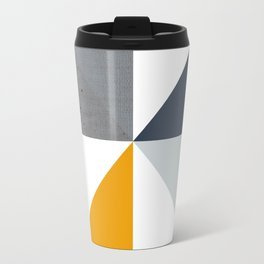 Modern Geometric 18/2 Travel Mug