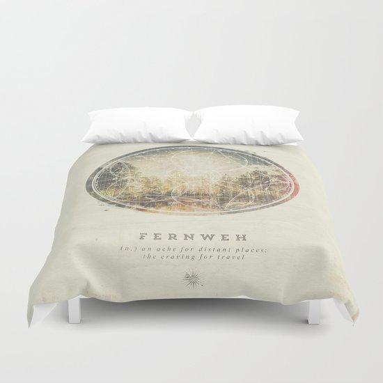 Fernweh Vol 7 Duvet Cover