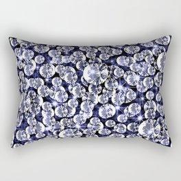 Cut Stones For Twilight Rectangular Pillow