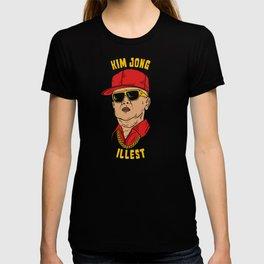 Kim Jong Illest T-shirt