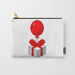 Animal Crossing Balloon Present Carry-All Pouch