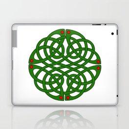 The Book of Kells Medallion Laptop & iPad Skin