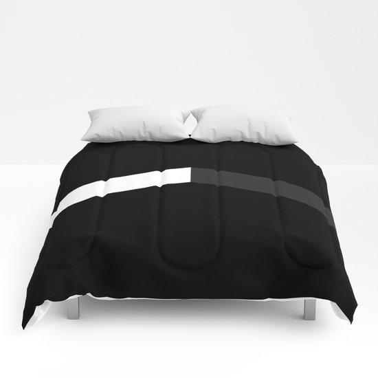 BASIC CHEVRON Comforters