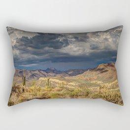 The Extremes Rectangular Pillow