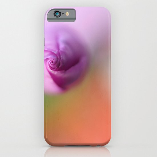 PHLOX IN COLORD BOKEH iPhone & iPod Case