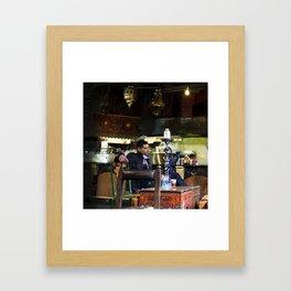 Morrocan Framed Art Print