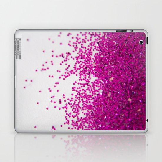 Fun I (NOT REAL GLITTER) Laptop & iPad Skin