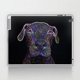 Cosmic pittbull Laptop & iPad Skin