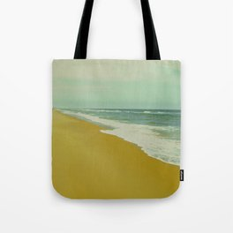A Fisherman and the Sea Tote Bag