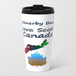 Melmerby Beach Nova Scotia Canada Travel Mug