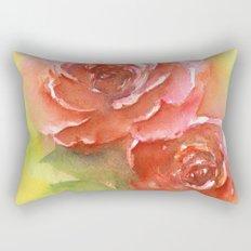 Floral study Rectangular Pillow