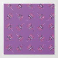 insect Canvas Prints featuring Insect by Boutique Boutilier