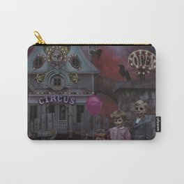 Circus Asmodeus Carry-All Pouch