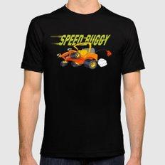 Speed Buggy Mens Fitted Tee Black MEDIUM