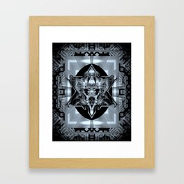 Pollutted Framed Art Print