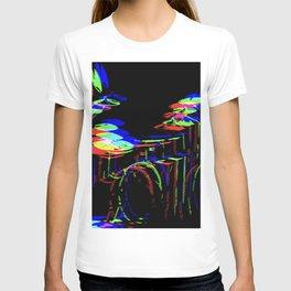 Drum kit T-shirt