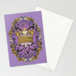 My Empire Collection Summer Set Purple Crown Stationery Cards